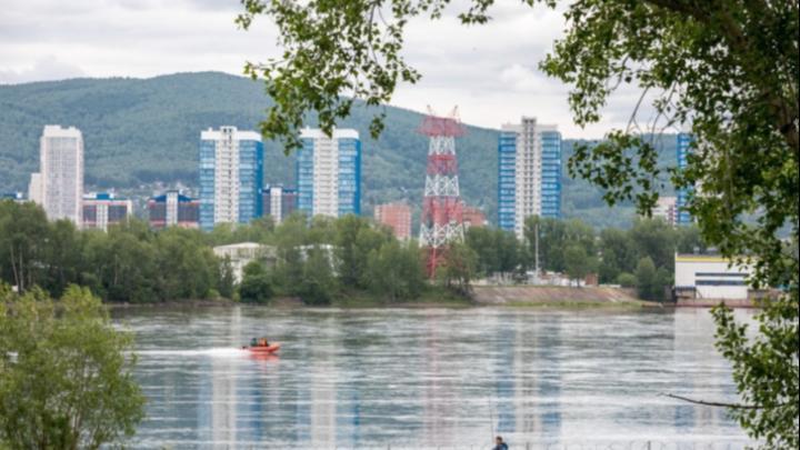 В выходные в Красноярске будет пасмурно и дождливо