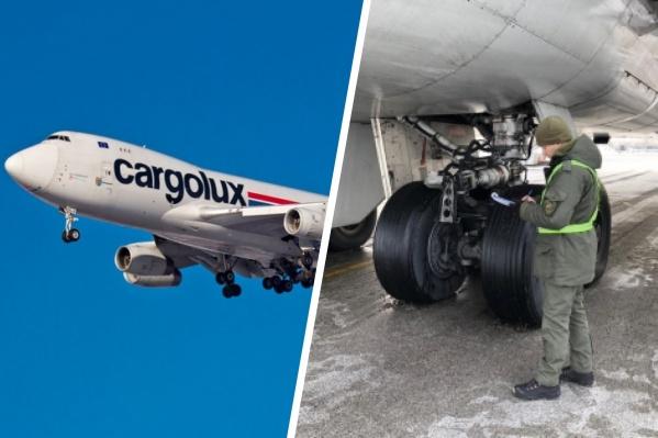 Следственный комитет начал проверку по фактунарушения правил безопасности движения и эксплуатации воздушного транспорта