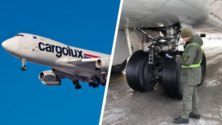Следователи заинтересовались двумя экстренными посадками самолета Boeing 747 в Новосибирске