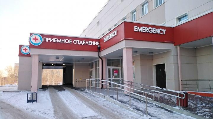 Треть новых заболевших за сутки в крае приходится на Железногорск