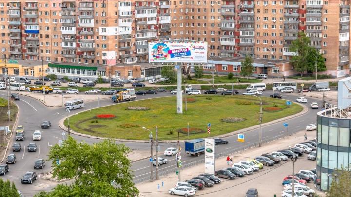 В Самаре предложили убрать общественный транспорт с улицы Авроры
