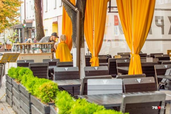 Кафе и рестораны на «низком старте» — ждут разрешения открыться