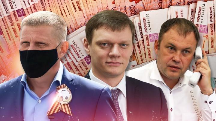 Топ-10 самых богатых кузбасских мэров: изучаем декларации чиновников