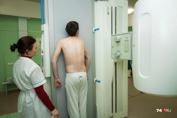 В разгар пандемии коронавируса флюорографы пользуются популярностью у населения