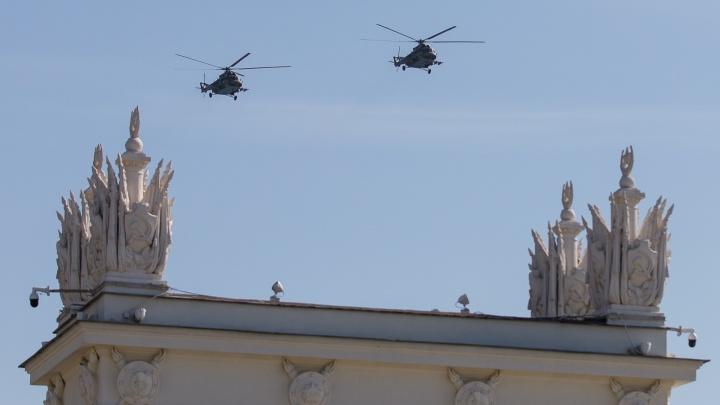 В День Победы над изолированным от коронавируса Волгоградом промчатся «Ночной охотник» и «Терминатор»