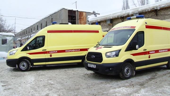 Перевозку пациентов скорой в Самаре доверили «дочке» «Ростеха»