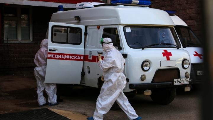 В Башкирии за сутки зафиксировано 34 новых случая заражения COVID-19