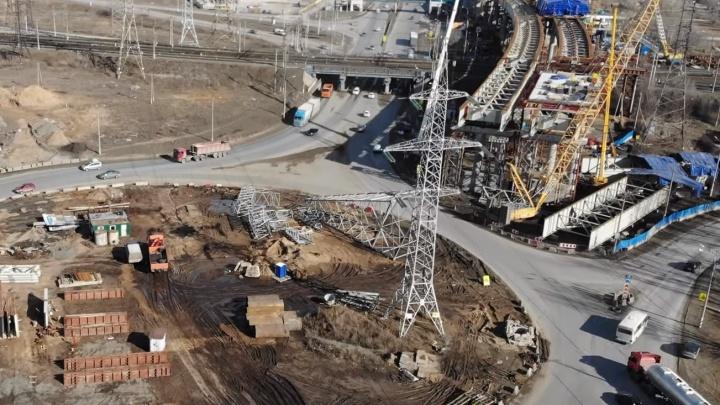 В Самарской области трассу М-5 закроют для грузовиков