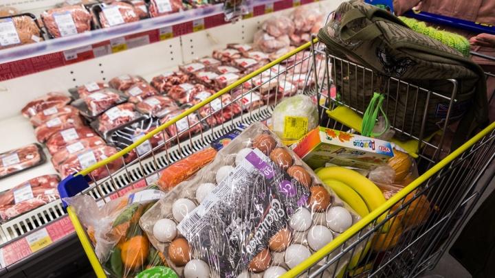 В Новосибирске взлетели цены на продукты. Производители заявили, что не поднимали их