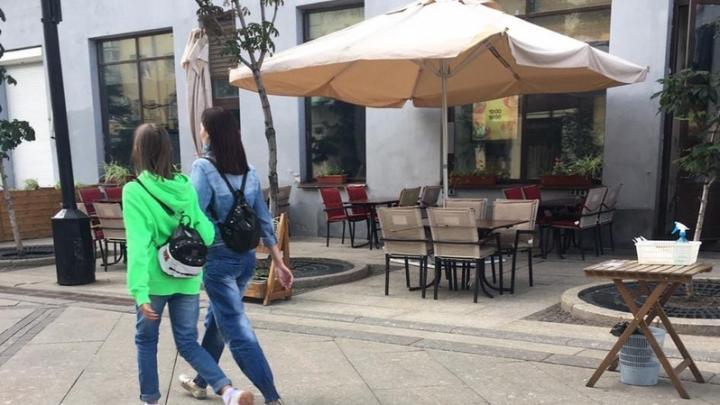 Летние веранды кафе и ресторанов в Самаре разрешили открыть 15 апреля