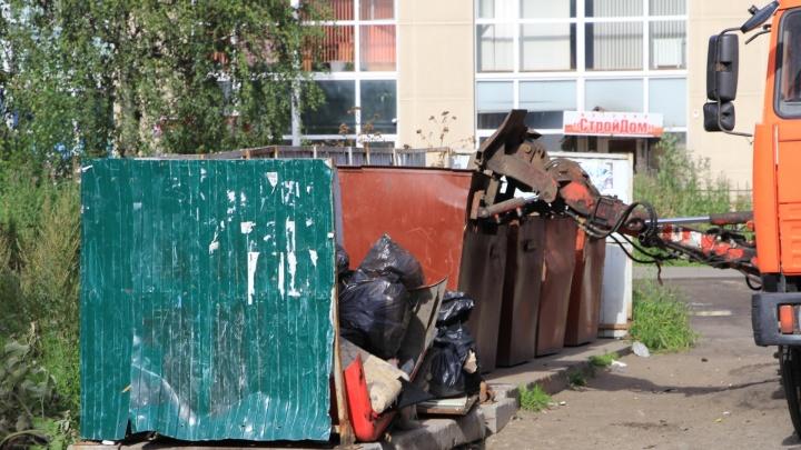 В Архангельской области признали незаконным норматив по накоплению мусора