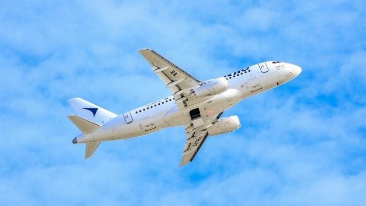 Sukhoi Superjet повезет нижегородцев в Екатеринбург