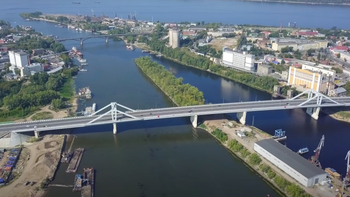 Фрунзенскому мосту дали новое имя