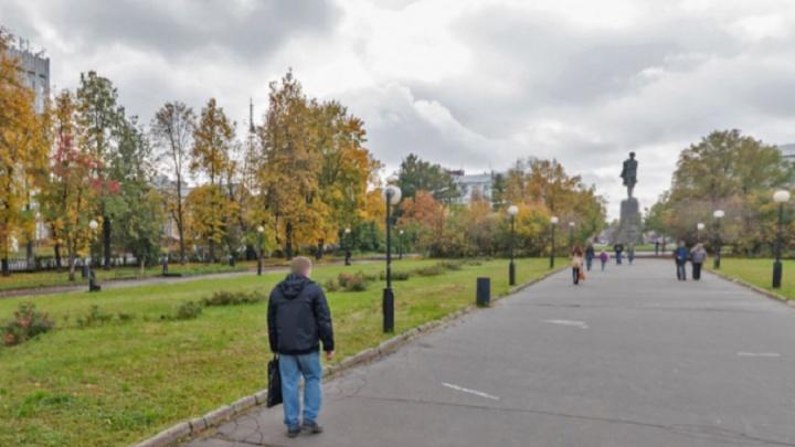 Глеб Никитин пообещал, что площадь Горького отреставрируют к 800-летию Нижнего Новгорода