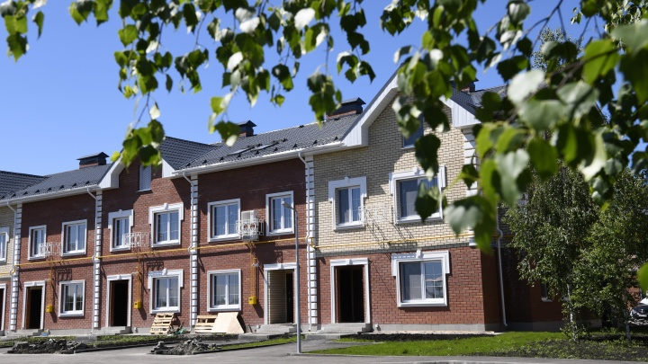 Тюменцам предложили двухуровневые квартиры за городом со скидкой