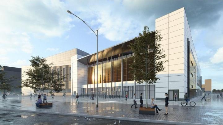 Сможет принять 2000 зрителей: показываем, как будет выглядеть центр гимнастики в Екатеринбурге