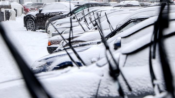 Прогноз погоды на неделю: нижегородцев ожидают перепады температур, ветер и ледяные дожди