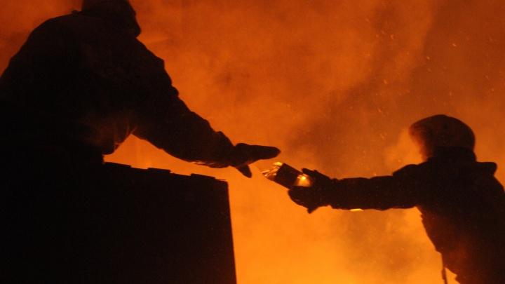 В Кузбассе 5-летний ребенок погиб при пожаре в частном доме