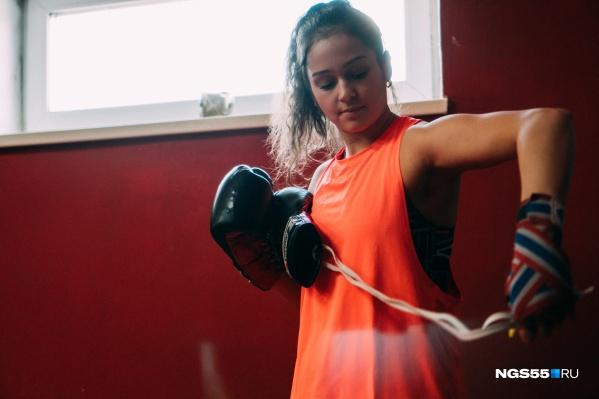 Полина признаётся, что тайский бокс стал для неё стилем жизни
