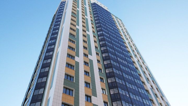 Головокружительная панорама центра: в новом доме на Фрунзе продается уникальная квартира