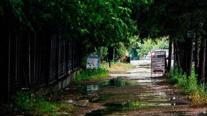 Омские синоптики спрогнозировали дожди и прохладную погоду в ближайшие три дня