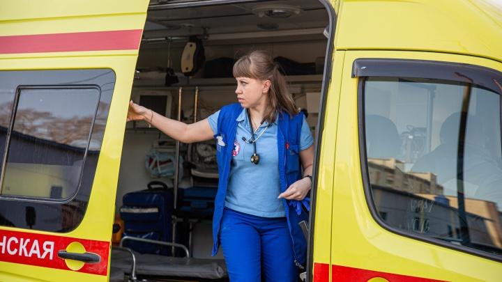 Ребенок попал в реанимацию после падения с высоты на заброшенном кузбасском заводе