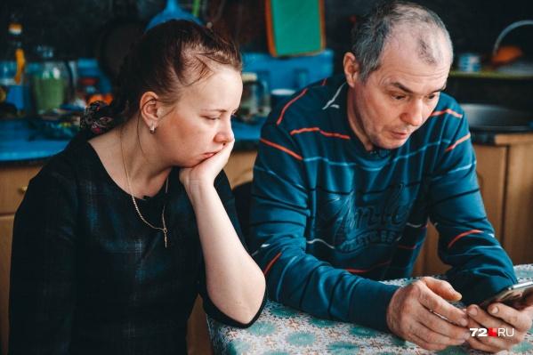 Наталья и Игорь Гафнер после гибели маленького сына учатся жить заново