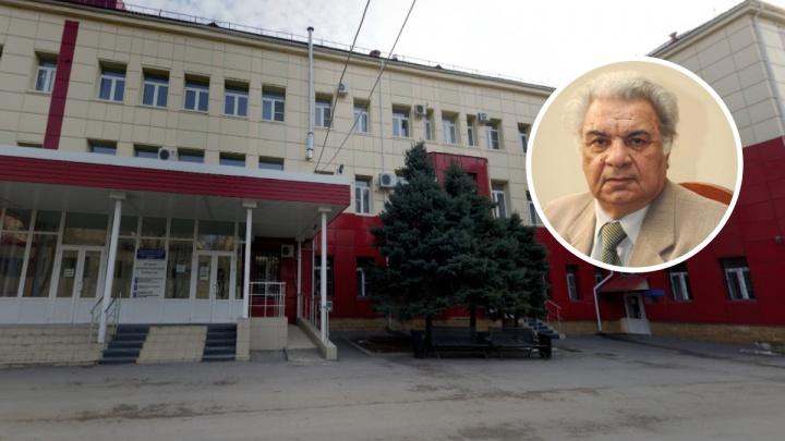 В Ростове умер заслуженный врач России Минас Багдыков