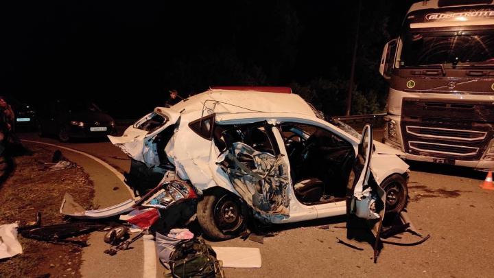 В отношении полицейского возбудили уголовное дело за смертельное ДТП под Самарой