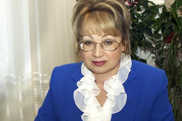 Галина Федорченко уволилась по собственному желанию