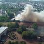 В Самаре озвучили предположительную версию гигантского пожара на складах
