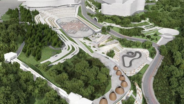 Эксперт рассказал, закатают ли парк «Ватан» в Уфе в бетон