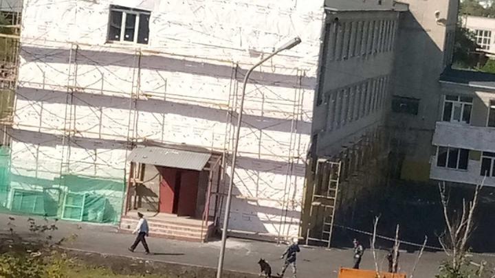 В Кургане задержан мужчина, из-за которого эвакуировали школу № 44