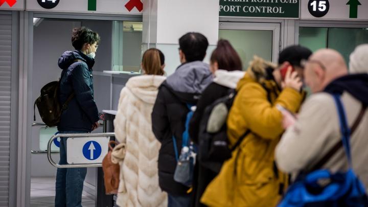 В Тюмени нашли коронавирус у супругов, вернувшихся из путешествия
