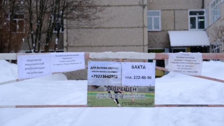 Из обсервации по коронавирусу в Перми выписали всех пациентов
