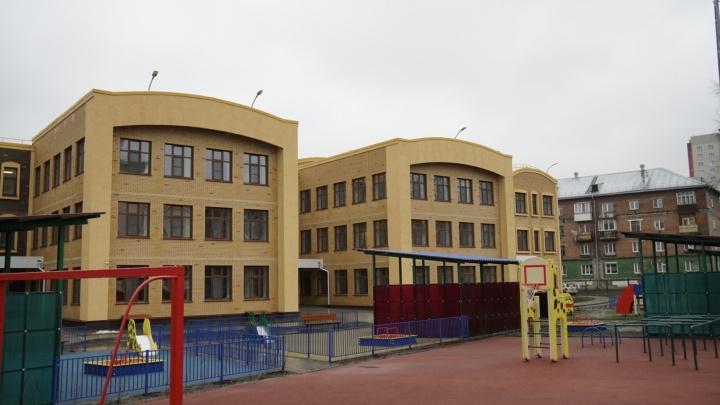 В Новосибирске достроили новый детский сад на месте старых трех — в него смогут ходить 320 человек