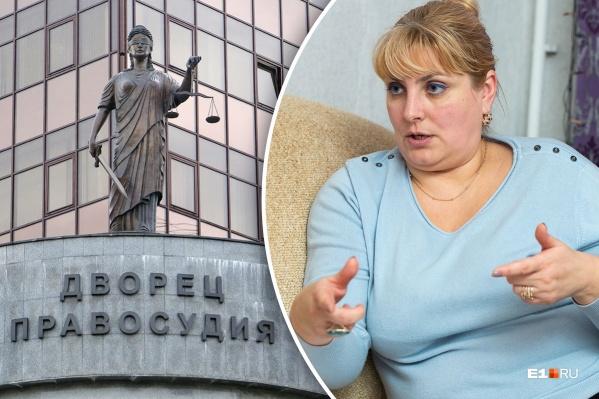 Оксана Игашева из Каменска-Уральского четыре года жила в купленной квартире, платила ипотеку, а потом ее решили выселить