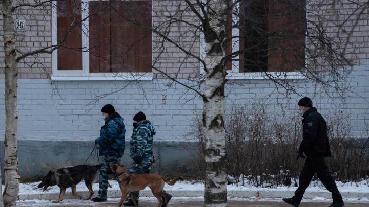 В ХМАО снова сообщают о бомбах — теперь в офисах нефтяных компаний трех городов