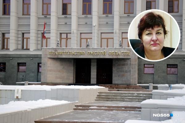 Элеонора Кролевец работала заместителем начальника управления организации оказания медицинской помощи женщинам и детям