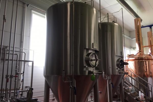 О планах продавать своё пиво Ильтяков заявлял пару месяцев назад