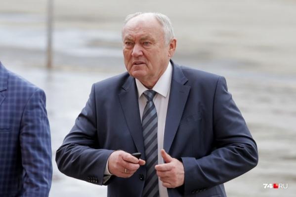 Виктора Литовченкообвиняли в превышении полномочий и служебном подлоге, но в итоге бывший ректор ЮУрГАУ отделался судебным штрафом