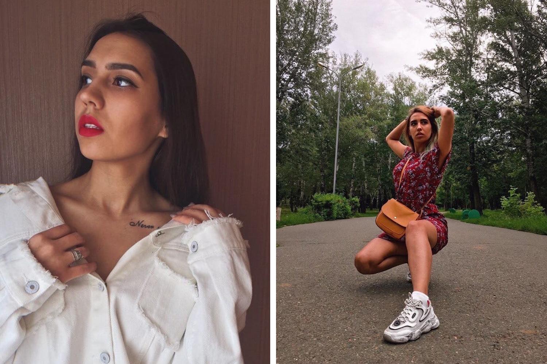Юлия считает, что ее внешность — это прежде всего заслуга родителей