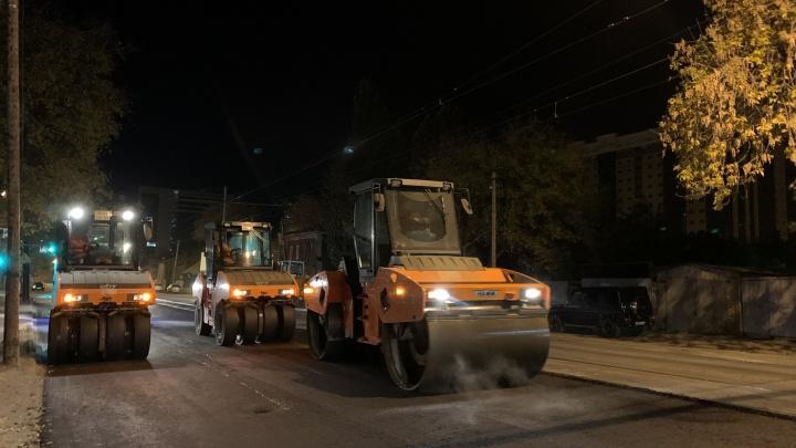 Участок Арцыбушевской отремонтируют под ключ к началу ноября