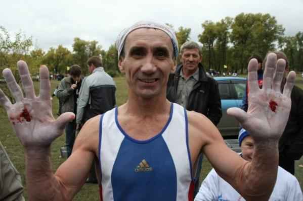 Николай в последнее время установил несколько рекордов