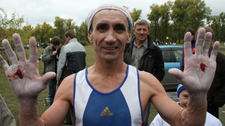 Красноярец обновил свой мировой рекорд по подтягиванию