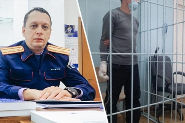 Руководитель Следственного отдела Кирилл Петрушин не верит в то, что задержанный раскаивается