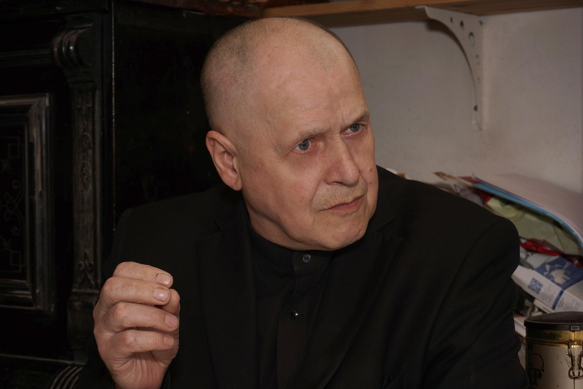 Павел Шевченко, фото: Алексей Рожнов