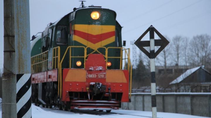 Поезда дальнего следования временно не будут останавливаться в Исакогорке из-за ситуации с COVID-19