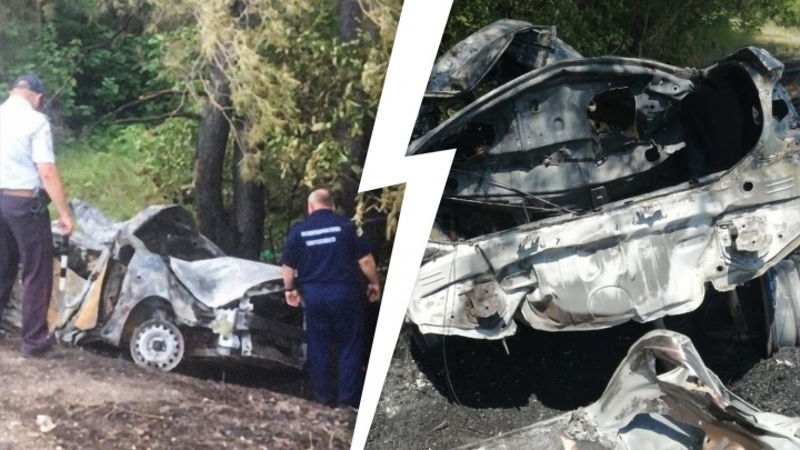 «Ему раздробило кости таза»: что известно о водителе, в машине которого погибли 4 человека