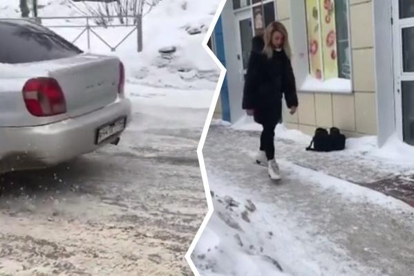 Девушка рассказала, как весело можно провести досуг на улицах города